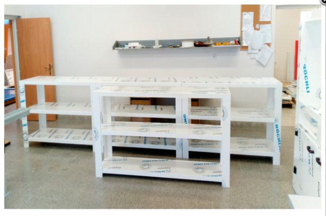 Laboratorní nábytek